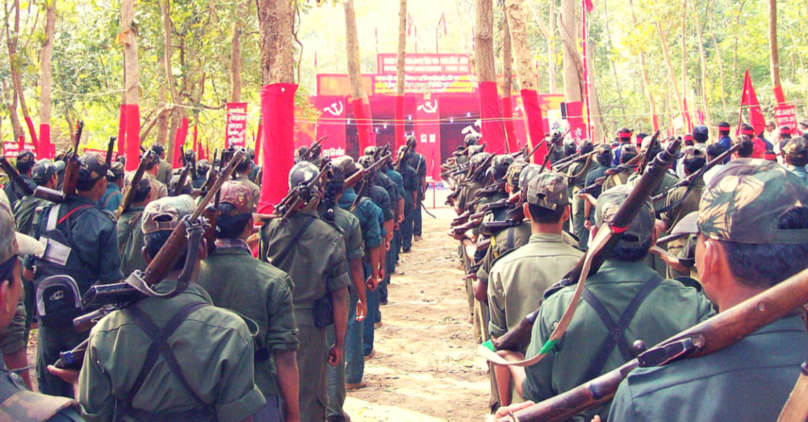 Maoists to observe 'Martyrs' Week' from Dec 2, alert sounded